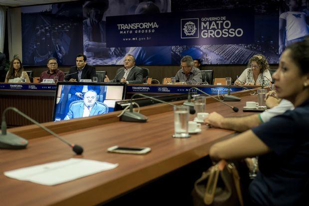 Governo de Mato Grosso investe R$ 1,5 milhão em reforma nas escolas técnicas estaduais