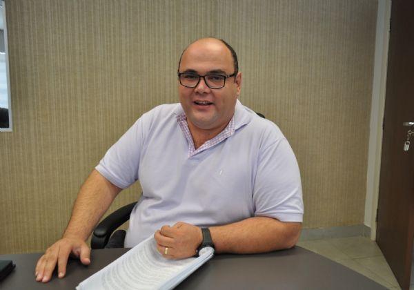Marcelo Rocha possui um escritório em Cuiabá