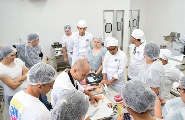 Curso de Gastronomia do Univag é o único a receber nota máxima do MEC no Estado