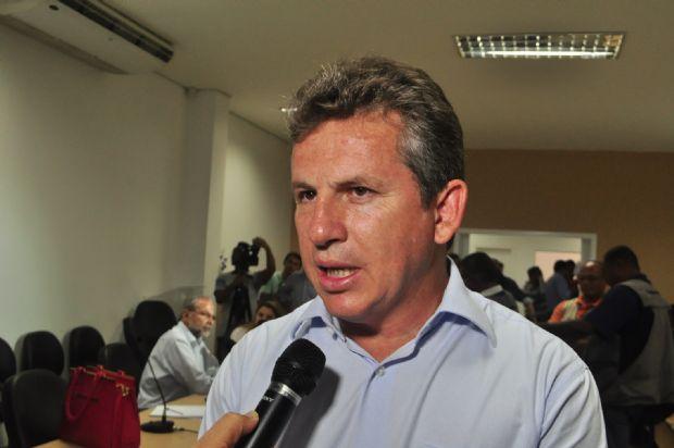 Mauro Mendes está indeciso sobre filiação partidária e disputa eleitoral