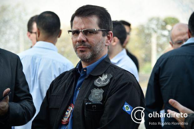 Delegado que investiga grampos avalia que Gaeco não sabe se defender e parte para o ataque