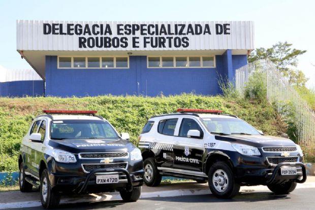 Polícia prende dupla que promoveu sequestro relâmpago na UFMT; 3º suspeito é procurado