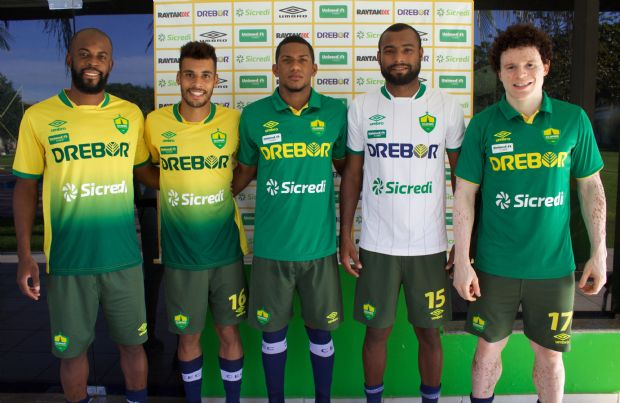 Na luta pelo acesso, Cuiabá apresenta cinco jogadores para disputa da Série C este ano