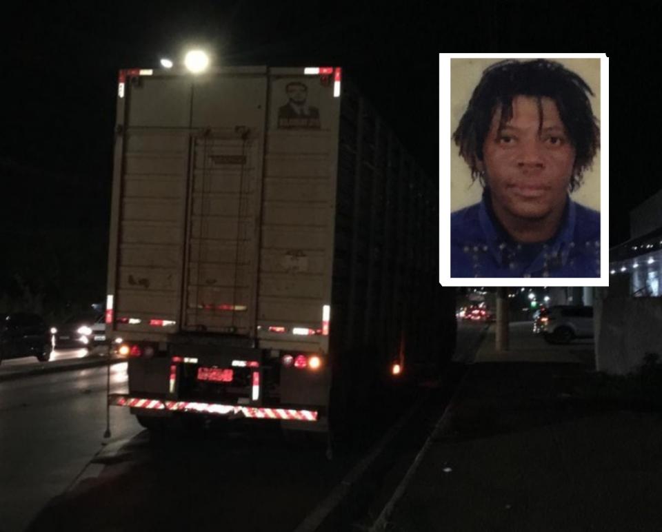 Homem que mancava cai em avenida e morre atropelado por caminhão Miguel Sutil