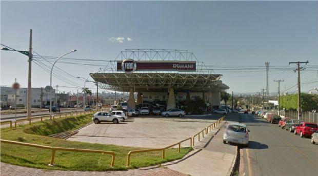Criminosos amarram funcionários da Domani e roubam veículos de cegonha; prejuízo de R$ 150 mil