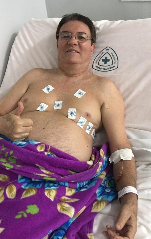 Deputado de Mato Grosso passa por cirurgia no coração e se afastará do parlamento