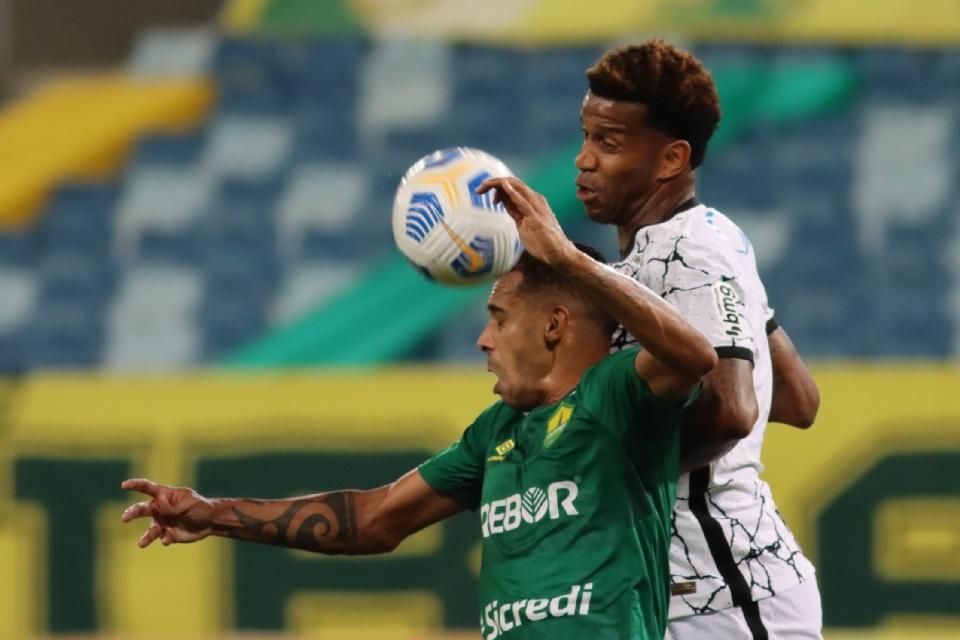 Cuiabá joga mal e perde para o Corinthians na Arena Pantanal; Veja os melhores momentos