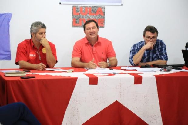 Após racha, PT decide apoiar Welligton Fagundes em troca de palanque forte para Lula