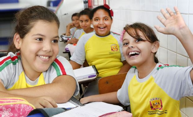 Matriculas para rede municipal de Várzea grande iniciam na próxima segunda-feira