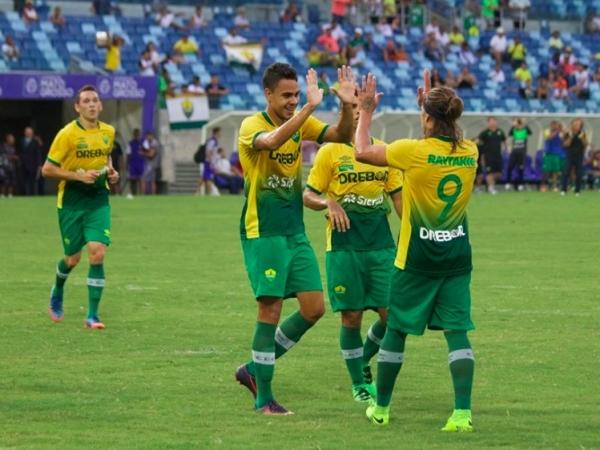 Cuiabá Esporte Clube vence fora de casa e divide liderança da Série C
