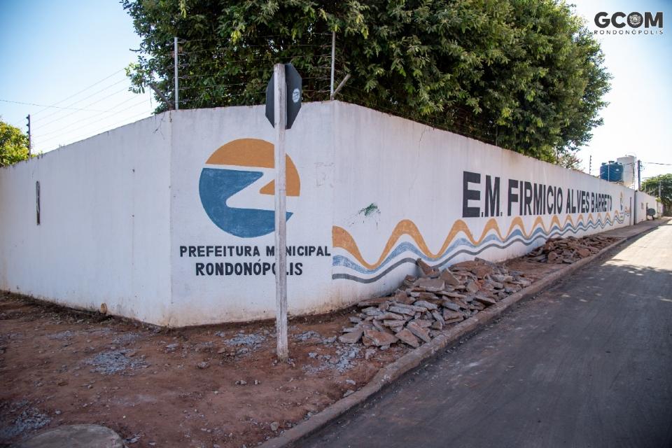 Escola Municipal Firmício