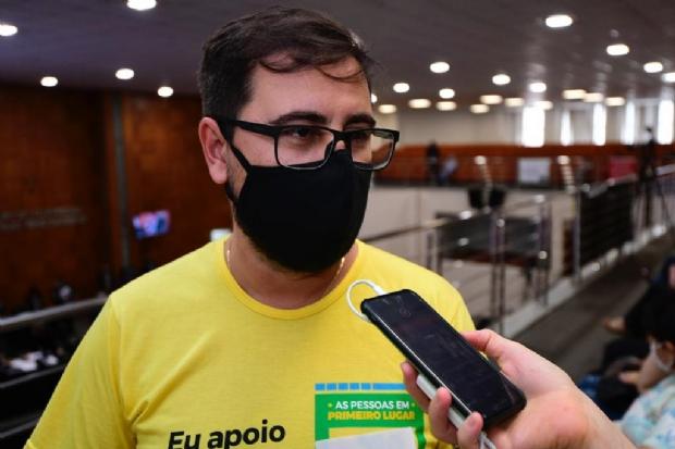 Sindicalista Pedro Carloto