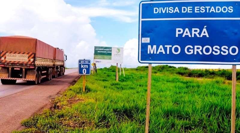 ANTT homologa leilão que libera concessão da rodovia BR-163 de Mato Grosso ao Pará para empresa Via Brasil