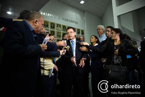 Eduardo Botelho projeta economizar R$ 100 milhões, neste ano