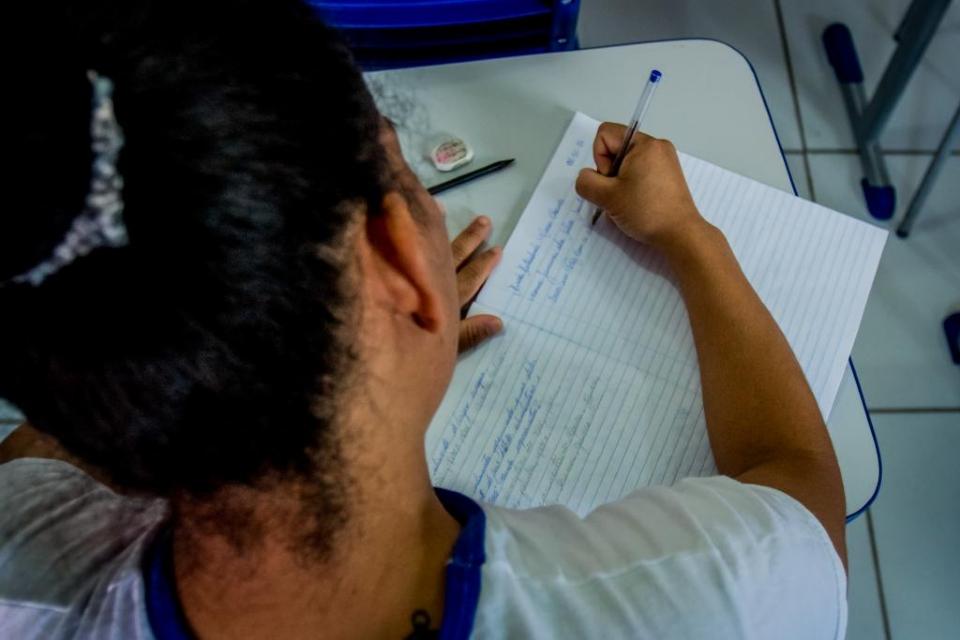 Mato Grosso tem 2.734 inscritos em exame para pessoas privadas de liberdade