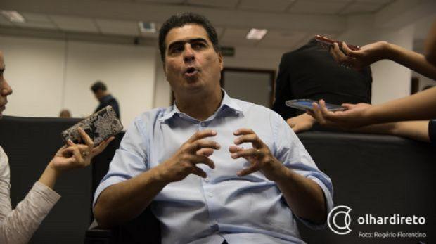 Aliados e comunitários  transformam inauguração de ponto de ônibus em ato de desagravo a Emanuel Pinheiro