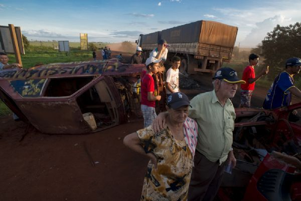 Quatro cidades fecham estradas em solidariedade a Suiá-Missu; Nova Xavantina deve aderir o movimento