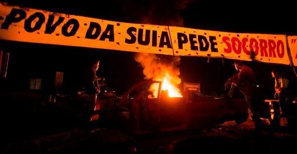 Aprosum pede em Brasília solução para famílias retiradas de Suiá-Missu
