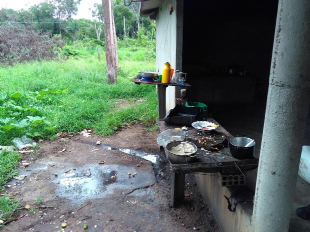 Polícia liberta cinco trabalhadores em condições análogas à escravidão em fazenda de MT
