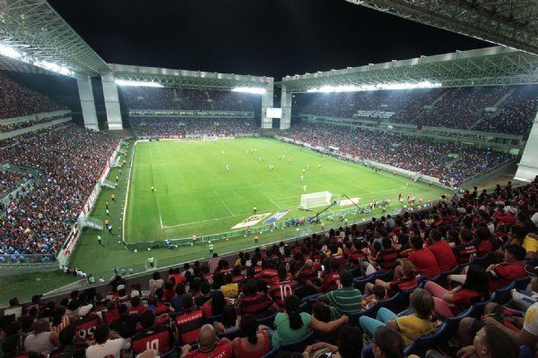 Time do RJ recusa R$ 200 mil para trazer jogo do Flamengo para a Arena Pantanal