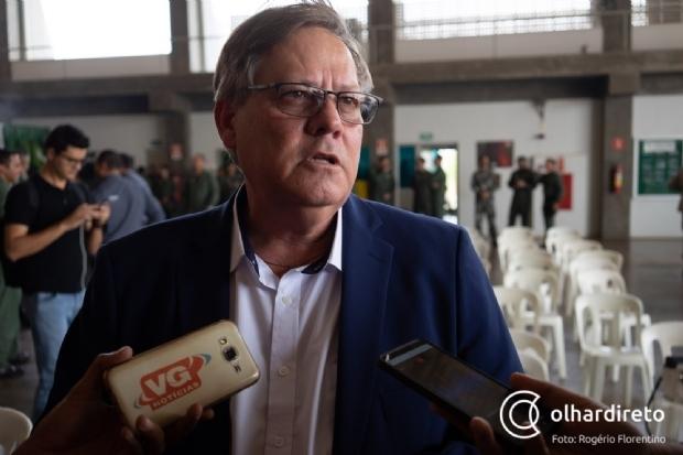 Secretário afirma que mato-grossenses que não seguirem decretos poderão ser presos
