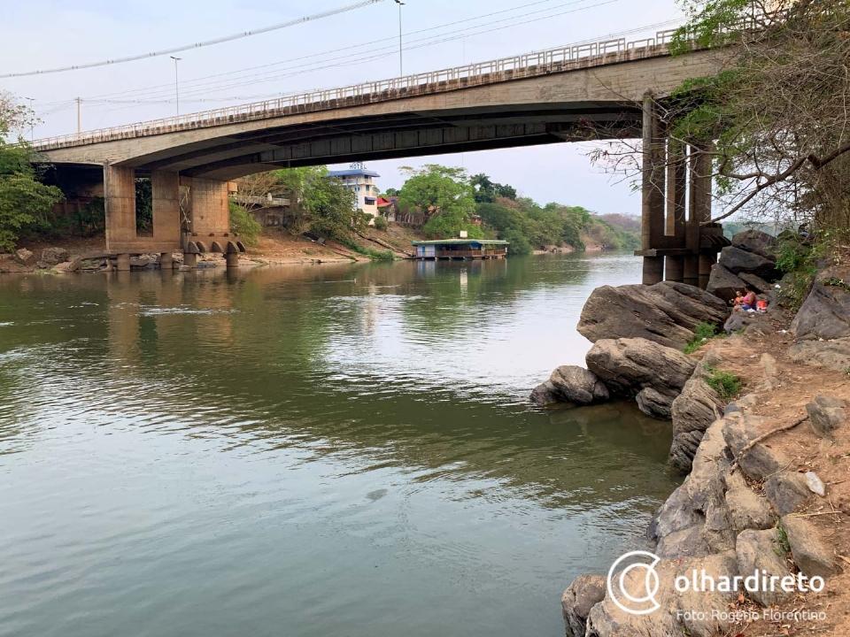 Nível do Rio Cuiabá chega a 29 cm e situação é preocupante, alerta Defesa Civil