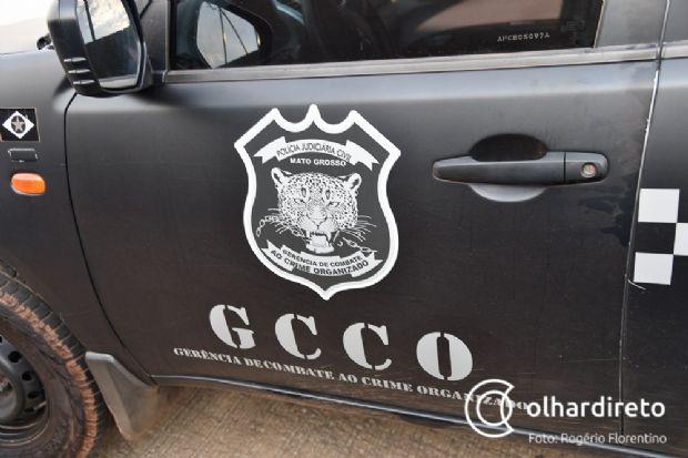 GCCO prende três mentores de roubos a bancos e prejuízos chegam a R$ 2 milhões