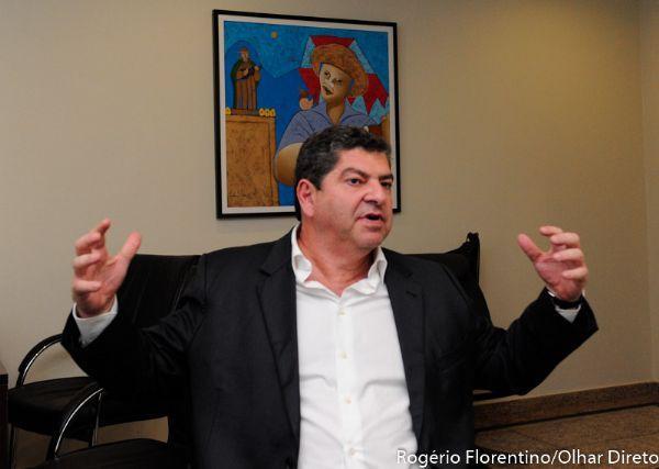 Guilherme Maluf pagou R$ 16 milhões pela presidência da AL-MT, diz Silval em delação