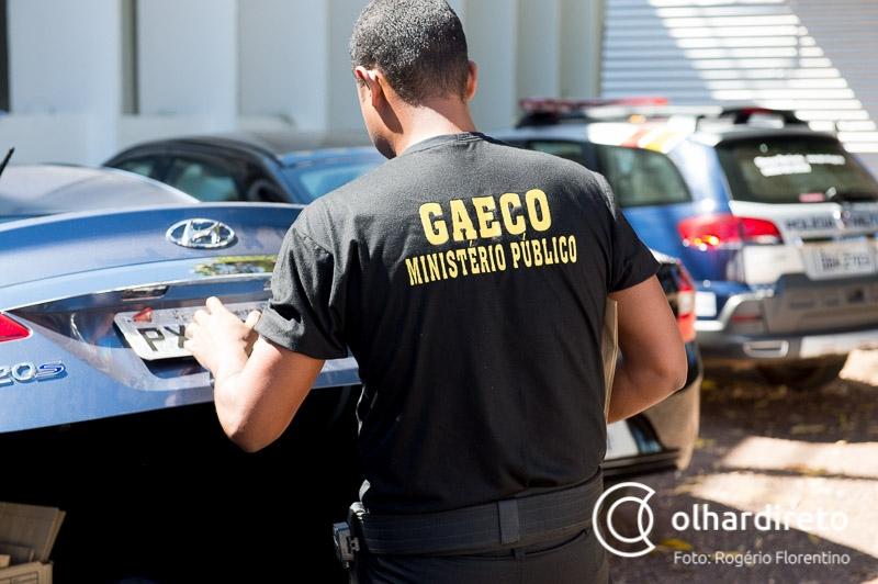 Operação da Deccor e Gaeco mira servidores e empresas investigadas em compra de medicamentos durante a pandemia