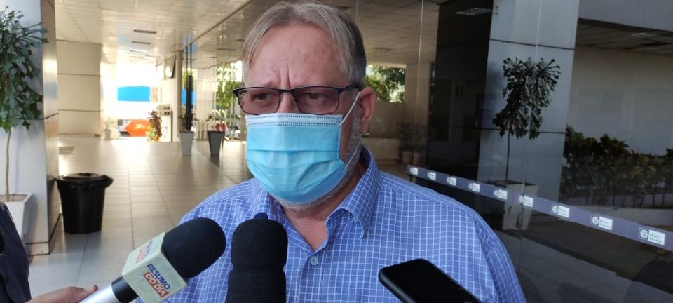 Gilberto demonstra confiança de que liberação para importação da Sputnik será estendida a Mato Grosso
