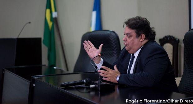 Após ser cotado, Fabris descarta disputa por vaga no TCE e declara apoio a deputado Zé Domingos