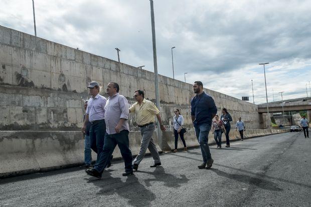 """Taques detona obras de Silval: """"Estamos consertando uma coisa que já começou estragada"""""""