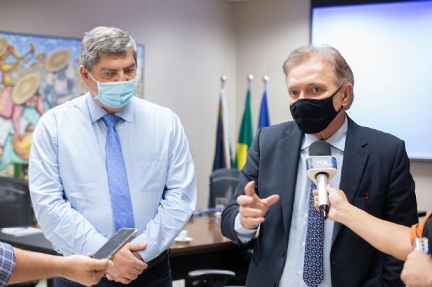 Antônio Joaquim assume coordenadoria e detalha funcionamento de auditoria sobre a arrecadação do estado