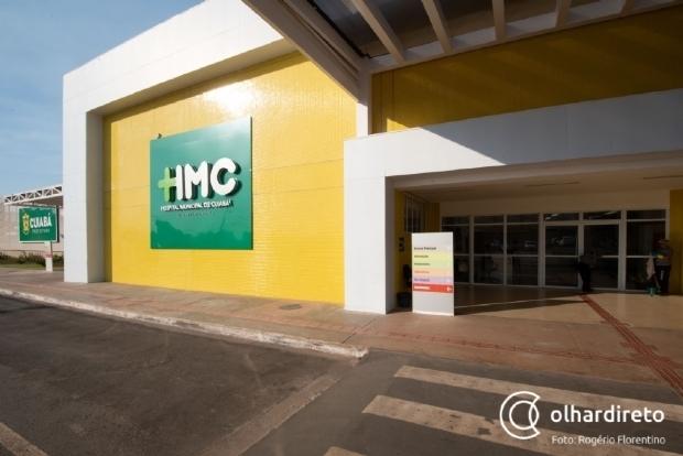 Hospital Municipal de Cuiabá atinge lotação de 100% em UTI's