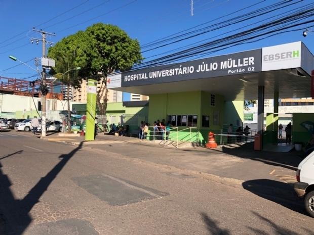 Julio Muller mantém atendimentos eletivos, mas restringe visitantes e acompanhantes