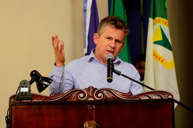 Mendes afirma que situação da Santa Casa é intolerável e de responsabilidade da Prefeitura de Cuiabá