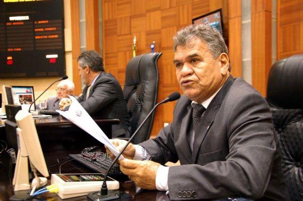 Suplente de deputado federal, Hermínio Jota Barreto foi deputado estadual e prefeito de Rondonópolis