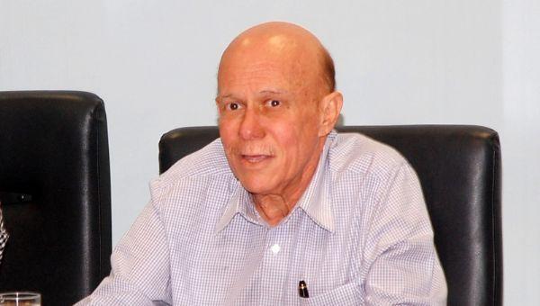 Homero Pereira teve  amostra de seu DNA para os Estados Unidos, para que fosse escolhido o tratamento mais adequado para sua doença