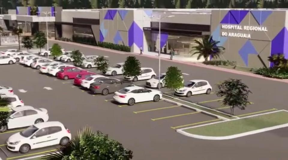 Hospital Regional que atenderá todo Araguaia já tem local definido e previsão de 24 meses de obras