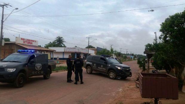Operação cumpre 14 mandados de prisões e buscas e apreensões em MT; policiais entre os alvos