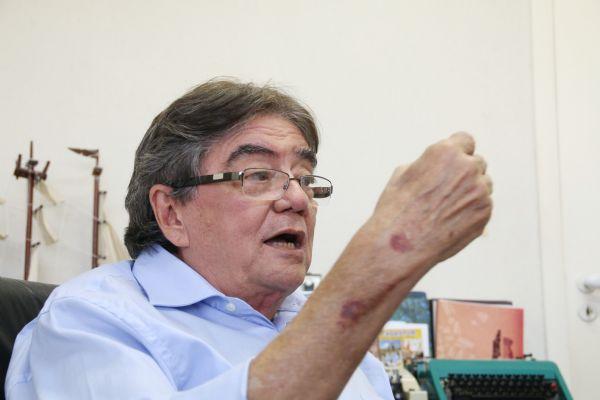 """""""Tem de haver muita vontade política, para resolver. Estou atuando no setor desde 1973, quando cheguei em Cuiabá"""
