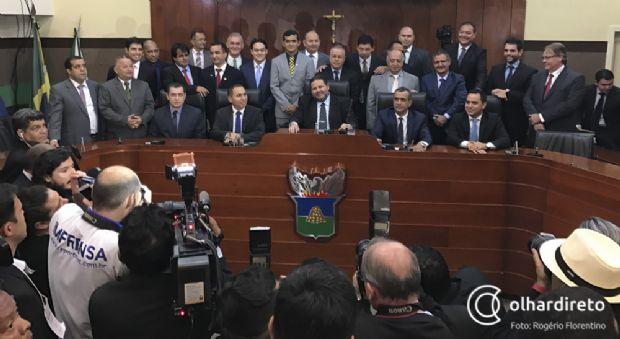 Câmara de Cuiabá aprova por unanimidade a Lei de Diretrizes Orçamentárias de 2018