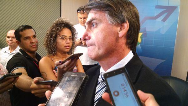 Em Mato Grosso, Bolsonaro defende radicalização dos produtores contra MST