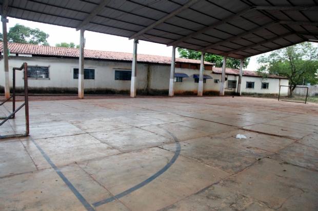 Após 25 anos, Distrito de Capão Grande vai ganhar nova escola municipal