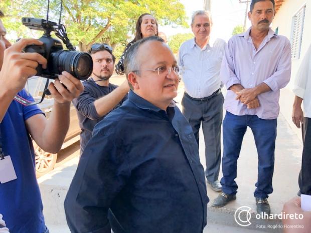 Governador diz não reconhecer mais ex-aliados e que Silval é quase coordenador de Mendes