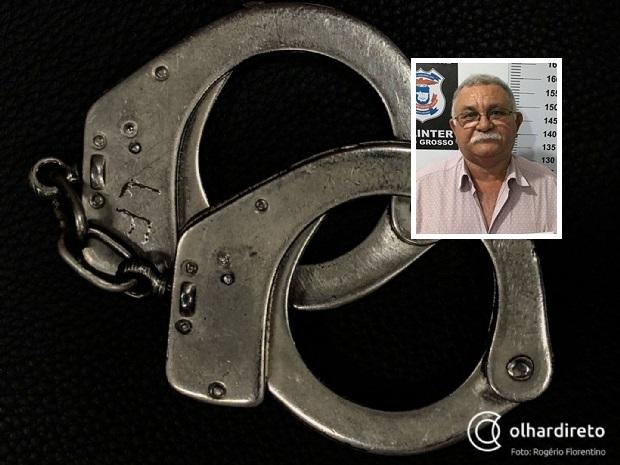Armado, sargento da PM é preso por homicídio de pai de ex-deputado