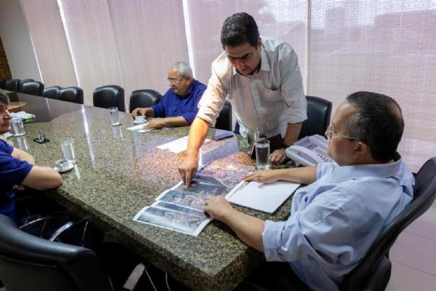 Governo autoriza construção de dois parques municipais em Cuiabá;   veja onde