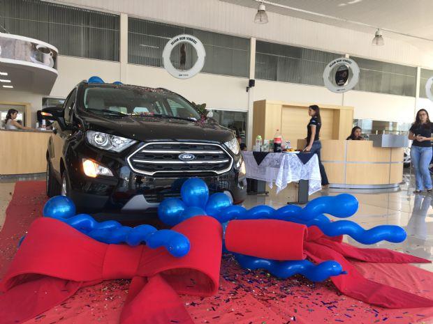 Citavel lança nova EcoSport 2018 nesta quarta-feira na grande Cuiabá;  fotos