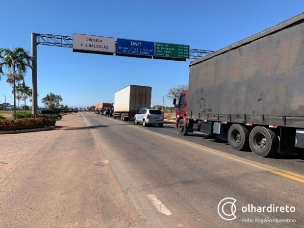 Rodovia de Mato Grosso recebe selo de apoio e conservação ambiental