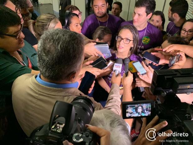 Mais votada, deputada Janaína vê como positiva renovação na Assembleia
